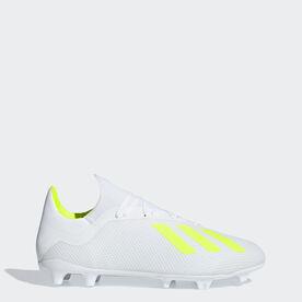 e225ae603f42d Chuteira X 18.1 Campo - Branco adidas   adidas Brasil